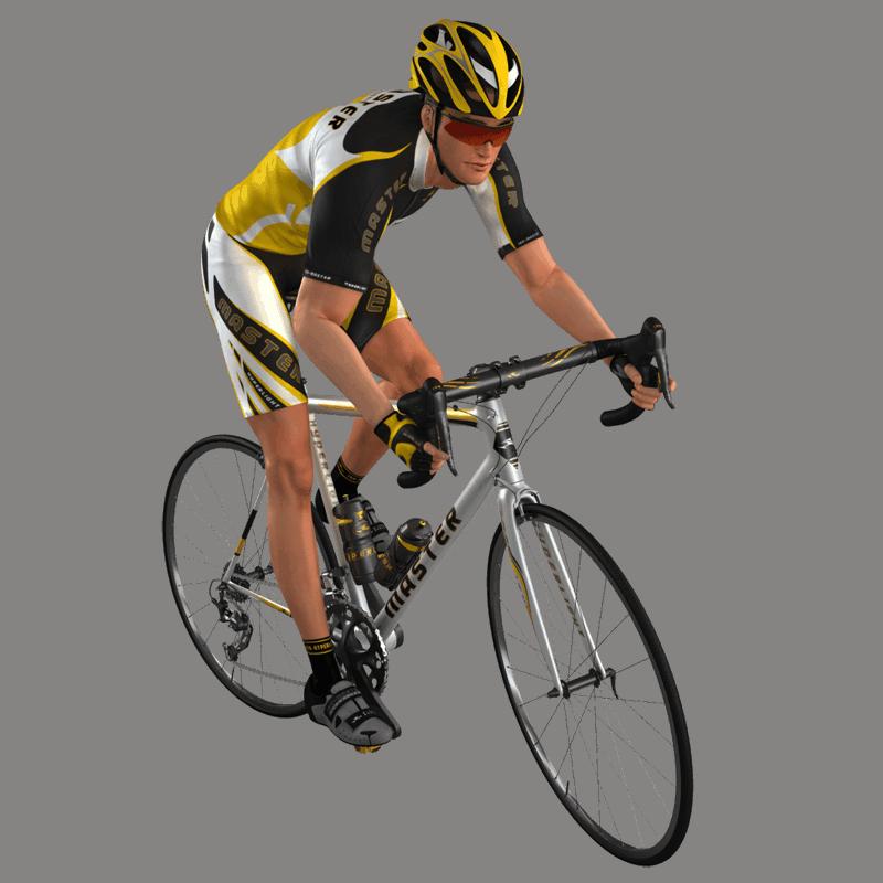 Évènements Professionnels De Cyclisme De Compétition